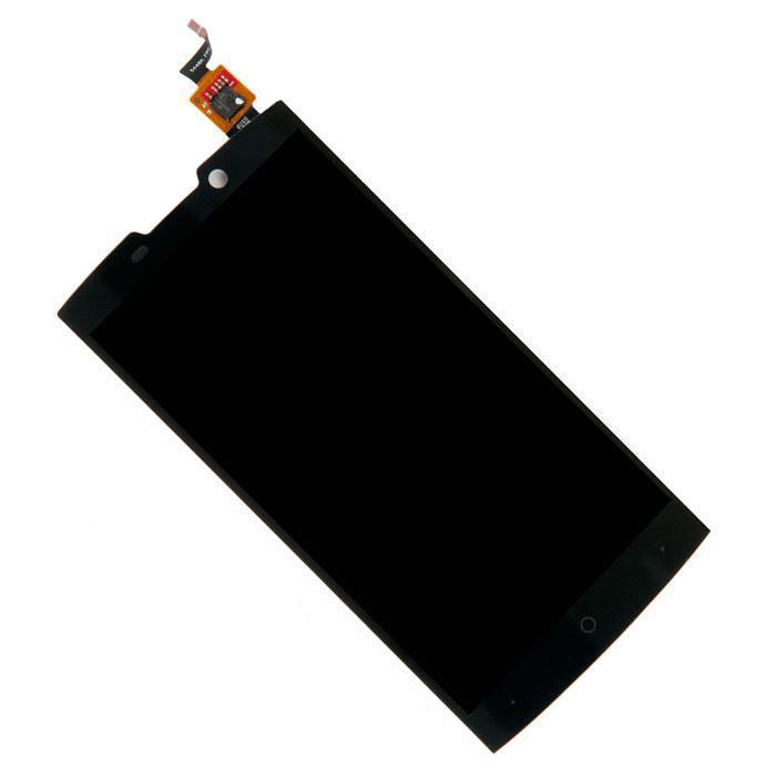 Картинка Дисплей Highscreen Boost 2 SE в сборе с тачскрином Черный от магазина NBS Parts