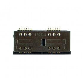 Картинка Коннектор SIM Lenovo A316i от магазина NBS Parts