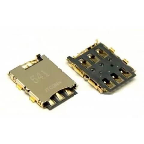 Картинка Коннектор SIM HTC Desire 626 от магазина NBS Parts