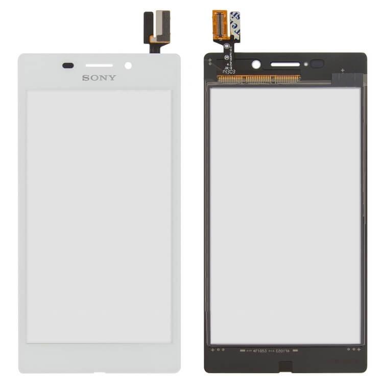 Картинка Сенсор Sony D2403 белый от магазина NBS Parts