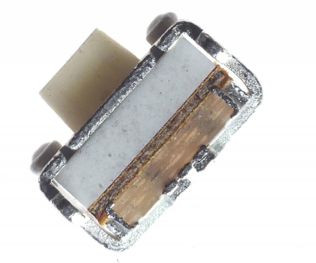 Картинка Кнопка включения Samsung i9220 от магазина NBS Parts