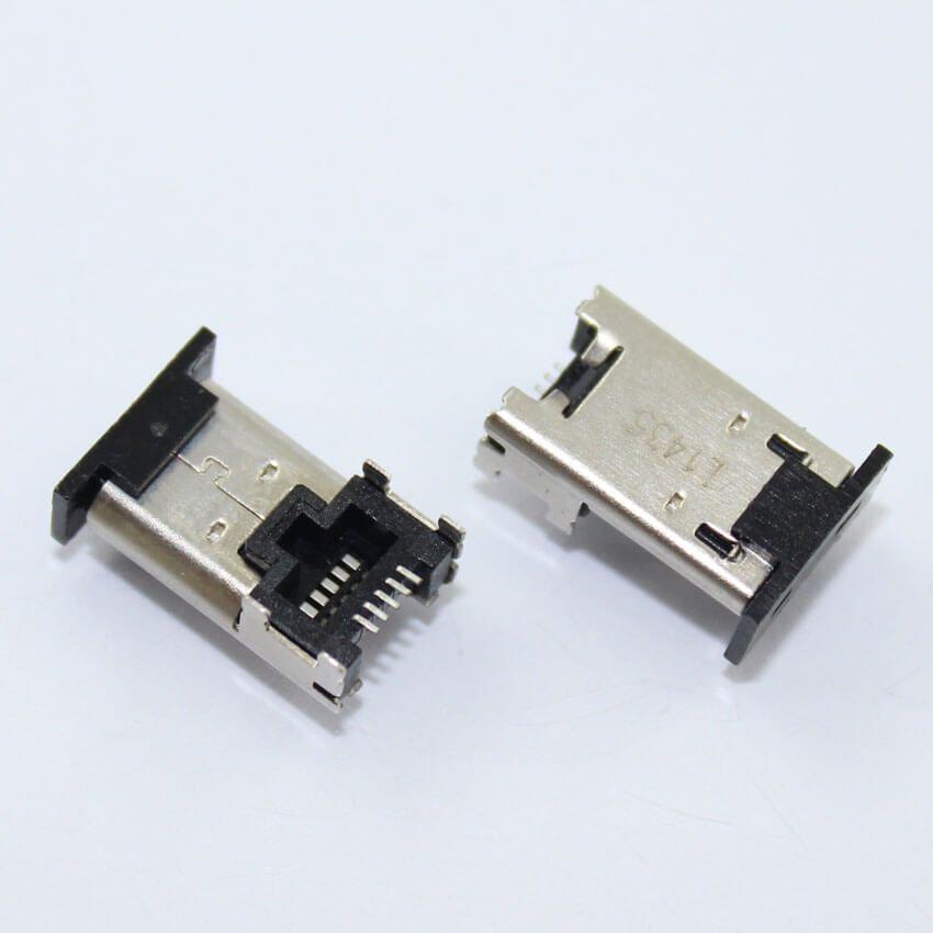 Картинка Разъем USB-micro Asus T100 от магазина NBS Parts