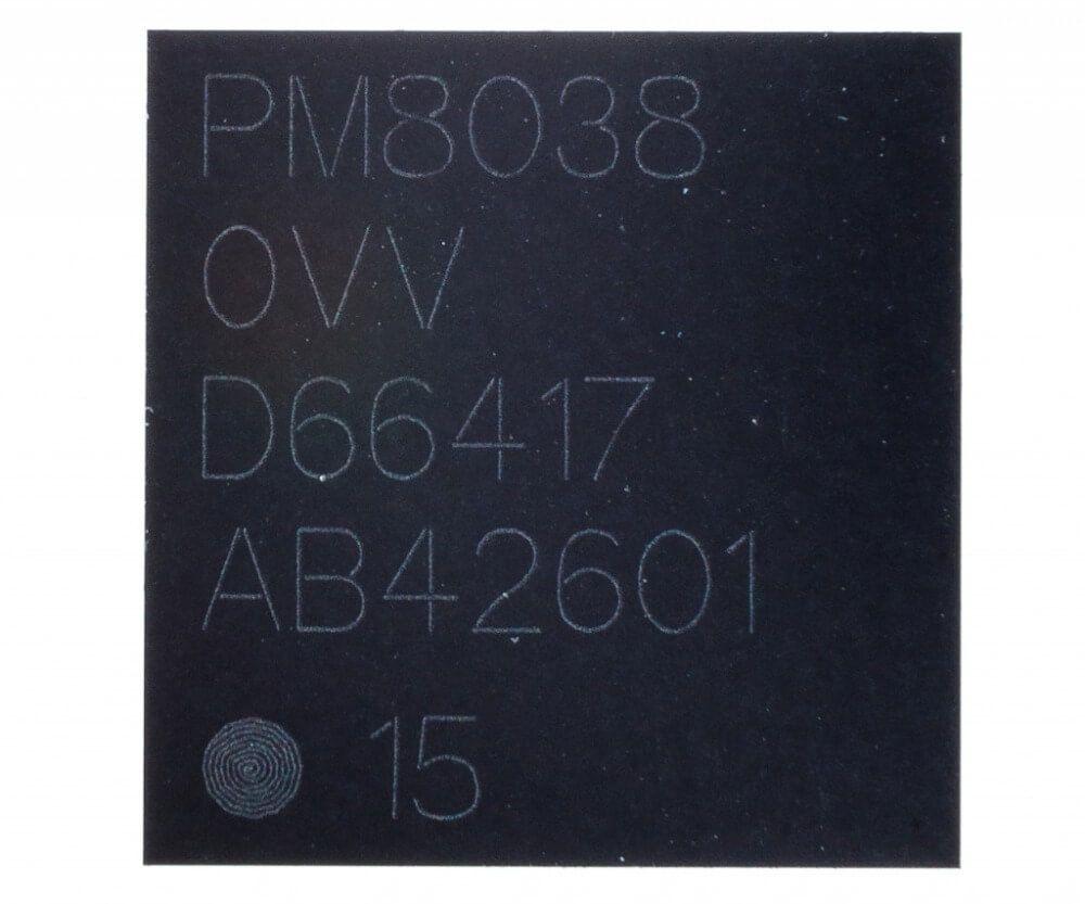 Картинка Микросхема Qualcomm PM8038 контроллер питания Nokia 520/525/1320 от магазина NBS Parts