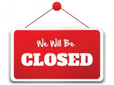 Закрытие филиала