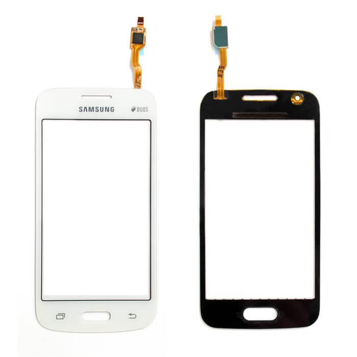 Картинка Сенсор Samsung G313H (белый) от магазина NBS Parts