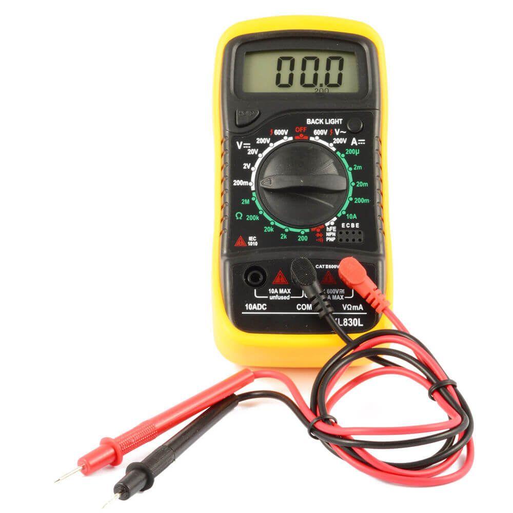 Картинка Мультиметр XL-830L  от магазина NBS Parts