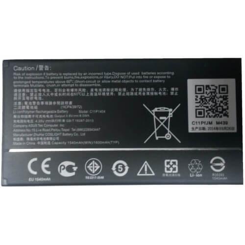 Картинка АКБ ASUS ZENFONE 4 A450CG C11P1403/C11P1404 от магазина NBS Parts