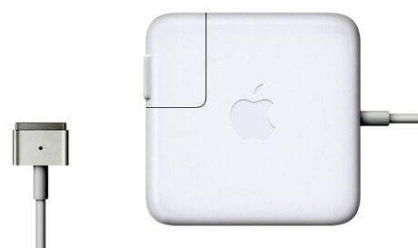 Картинка Блок питания для ноутбука Apple 14.85V3.05A 45W magsafe 2 Original от магазина NBS Parts