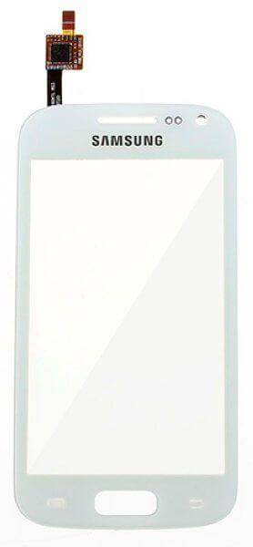 Картинка Сенсор Samsung i8160 белый от магазина NBS Parts