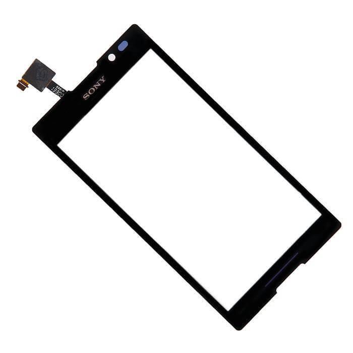 Картинка Сенсор Sony C2305 (C) Черный от магазина NBS Parts