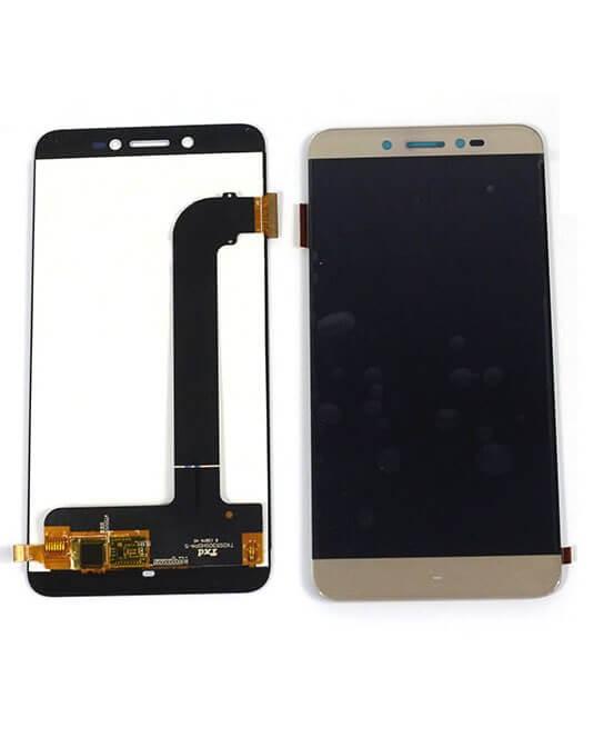 Картинка Дисплей Prestigio PSP5530 PSP3531 в сборе золотой от магазина NBS Parts