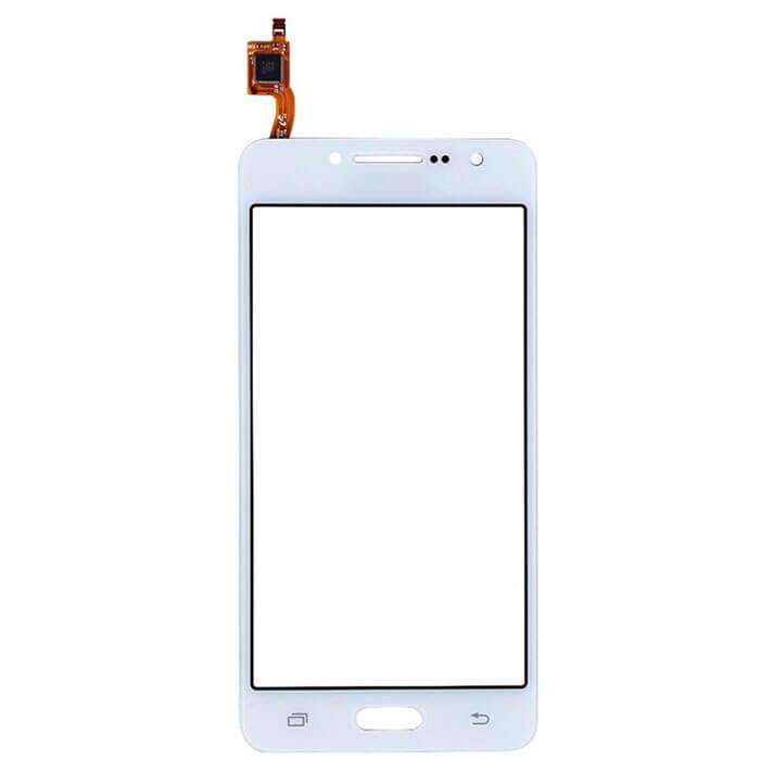 Картинка Сенсор Samsung G532F (белый) от магазина NBS Parts