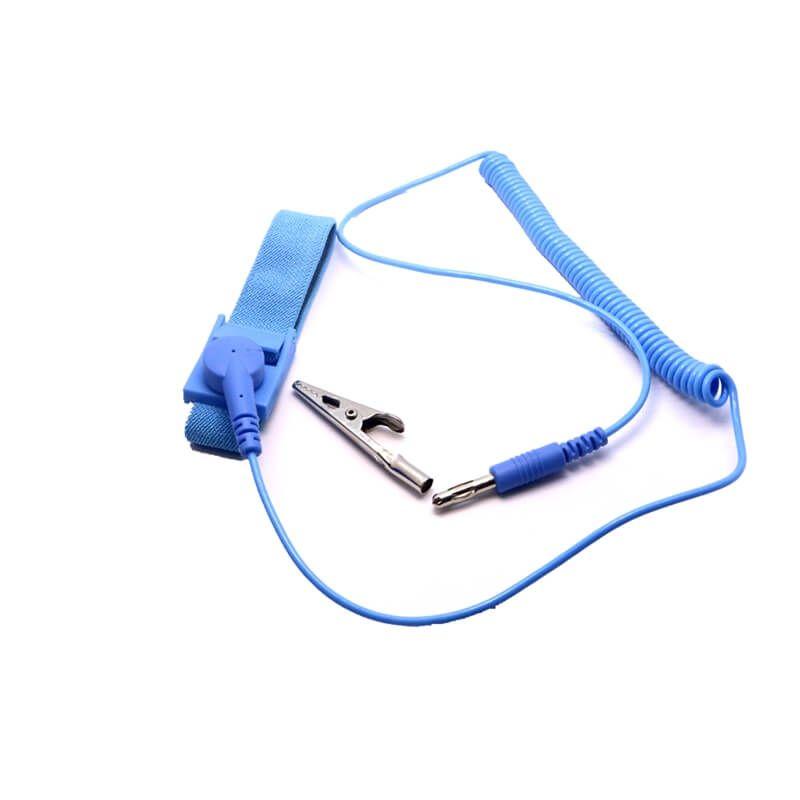 Картинка Антистатический браслет синий от магазина NBS Parts