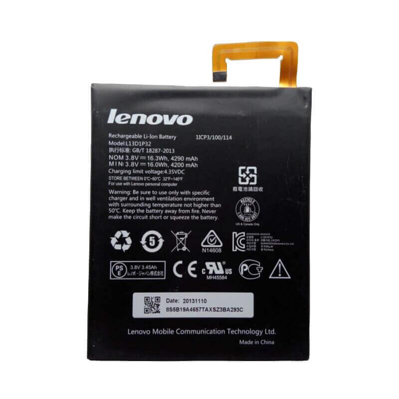 Картинка АКБ Lenovo TAB s8-50LC A8-50 A5500 (L13D1P32) от магазина NBS Parts