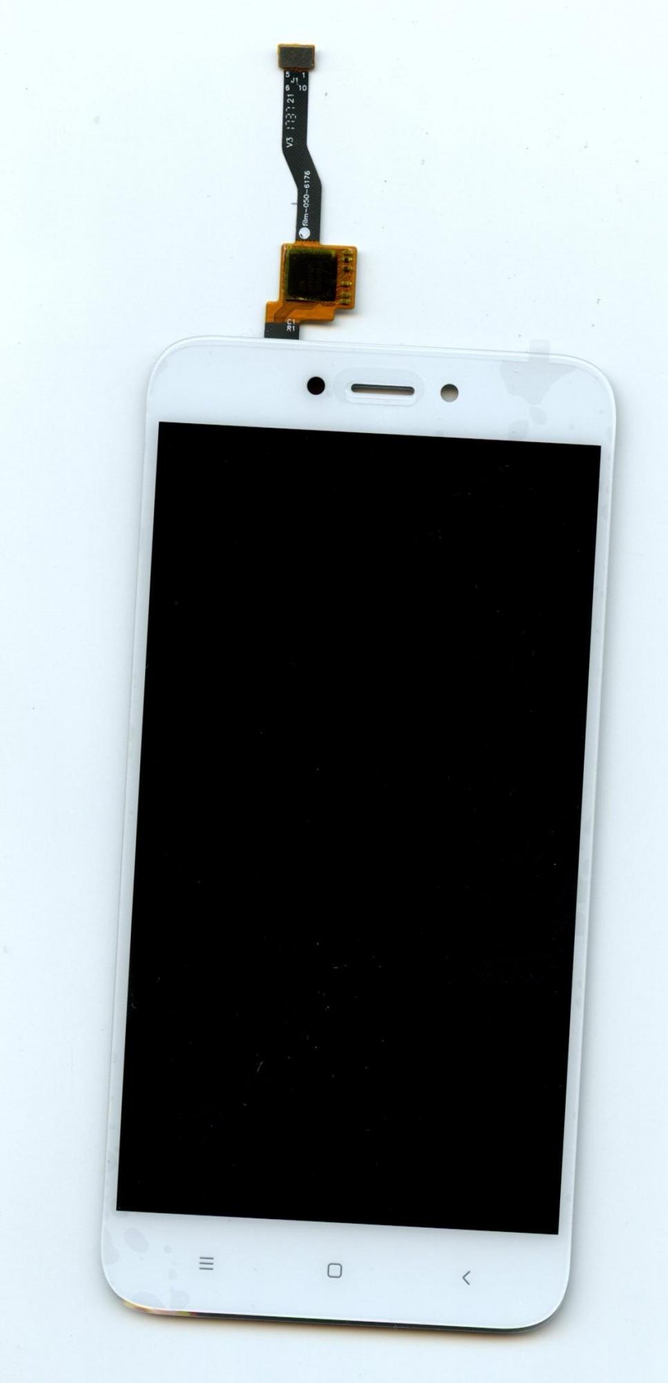 Картинка Дисплей Xiaomi Redmi 5A в сборе с тачскрином белый от магазина NBS Parts