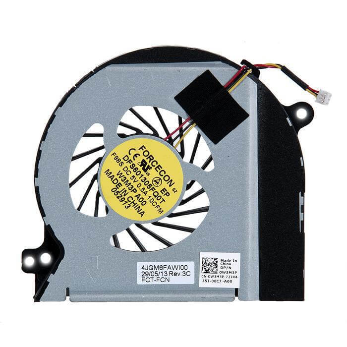 Картинка Вентилятор Dell 5720 p/n KSB0705HA-BK76, DFS601305FQ0T FB6N, MF60090V1-C480-S99 от магазина NBS Parts