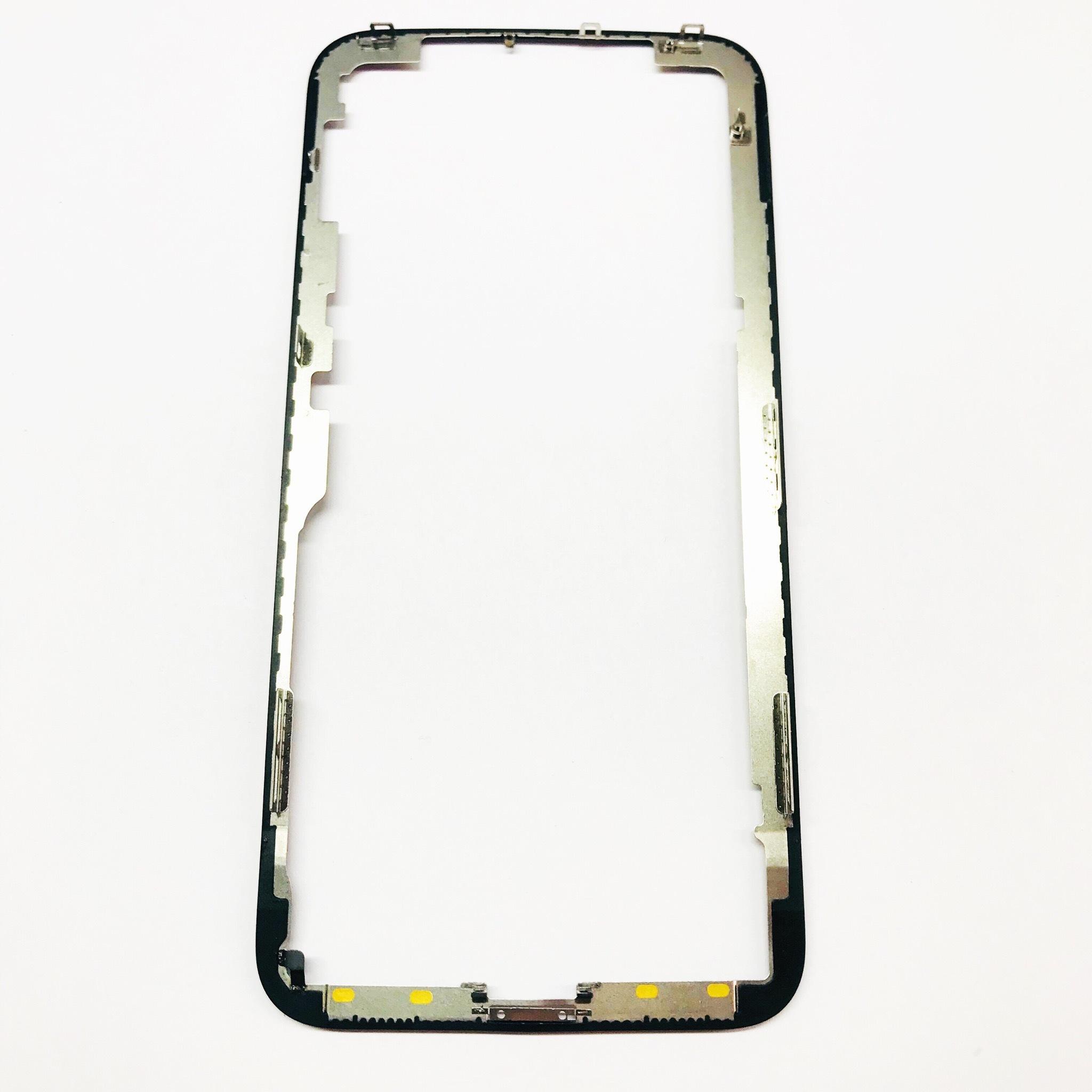 Картинка Рамка дисплея iPhone X (черная) от магазина NBS Parts