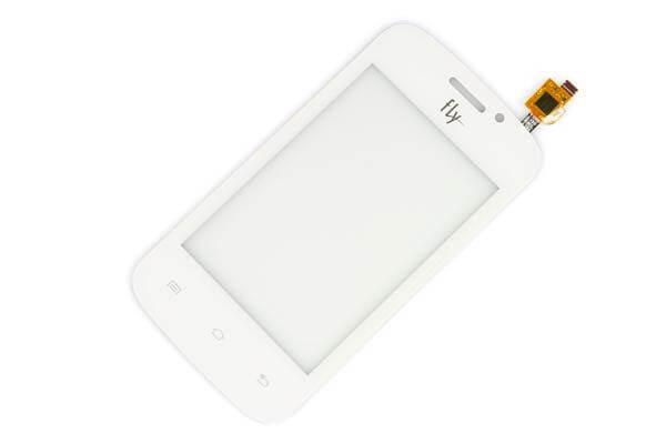 Картинка Сенсор Fly IQ239 белый от магазина NBS Parts