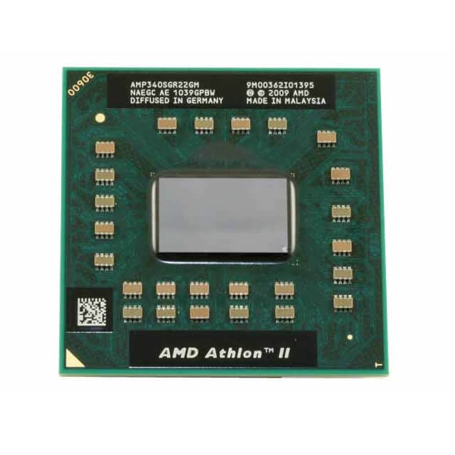 Картинка AMD Athlon II Dual-Core Mobile P340 AMP340SGR22GM (Я098) от магазина NBS Parts