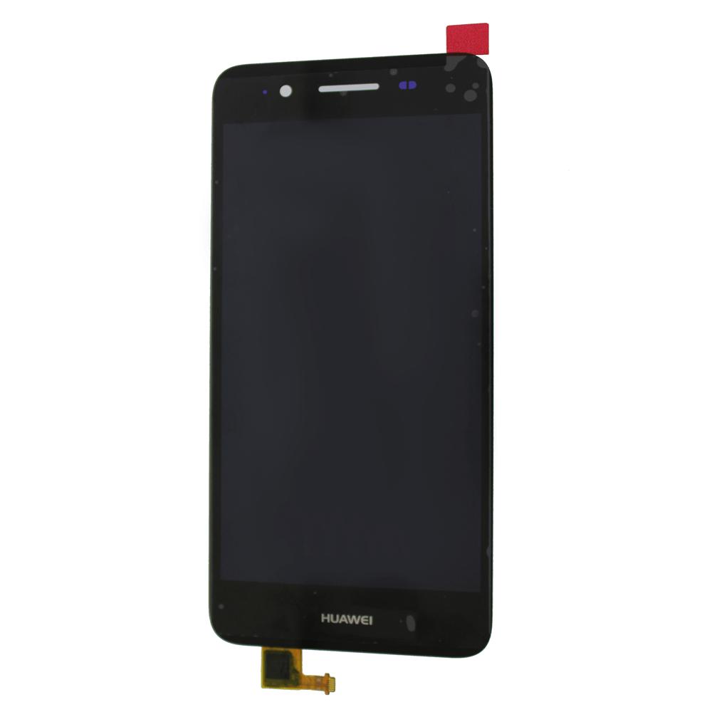 Картинка Дисплей Huawei GR3 LTE Tag-L21 в сборе с тачскрином Черный от магазина NBS Parts
