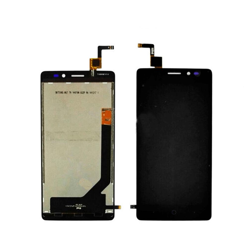 Картинка Дисплей ZTE Blade V2 Lite в сборе с тачскрином черный от магазина NBS Parts