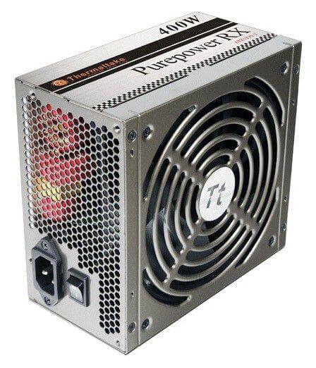 Картинка Блок питания 400Вт Thermaltake, OEM (XP480) 400W от магазина NBS Parts