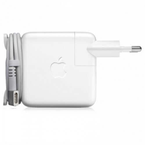Картинка Блок питания для ноутбука Apple 14.5V3.1A 45W magsafe (L shape) Original от магазина NBS Parts