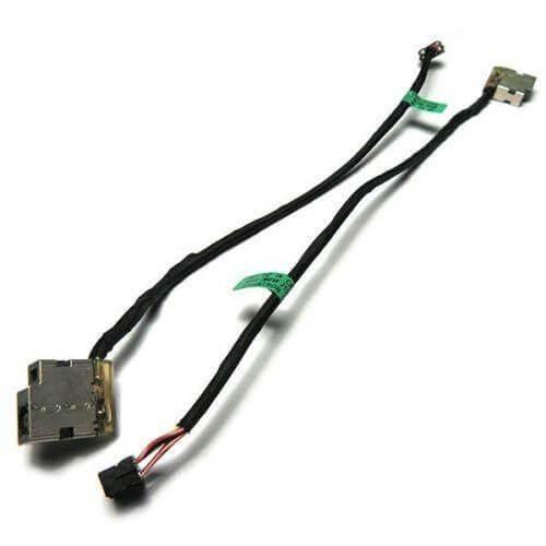 Картинка Разъем питания для ноутбука HP 15-e 15-j 15-r 15-z с кабелем (H008) от магазина NBS Parts