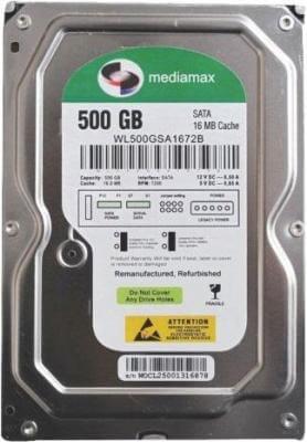 """Картинка Жесткий диск Mediamax 3.5"""" 500 Гб, SATA III, 7200 rpm от магазина NBS Parts"""