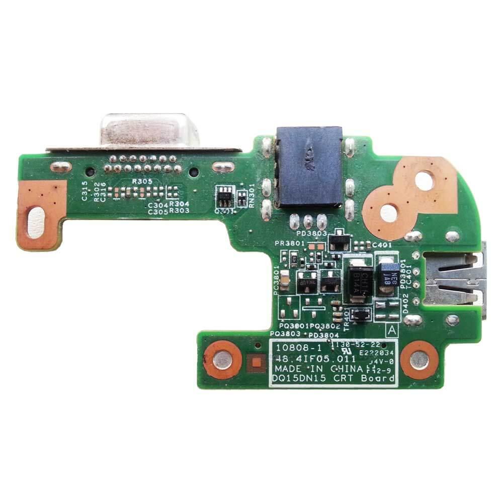Картинка Плата на системный разъем DELL n5150 dq15dn15 от магазина NBS Parts
