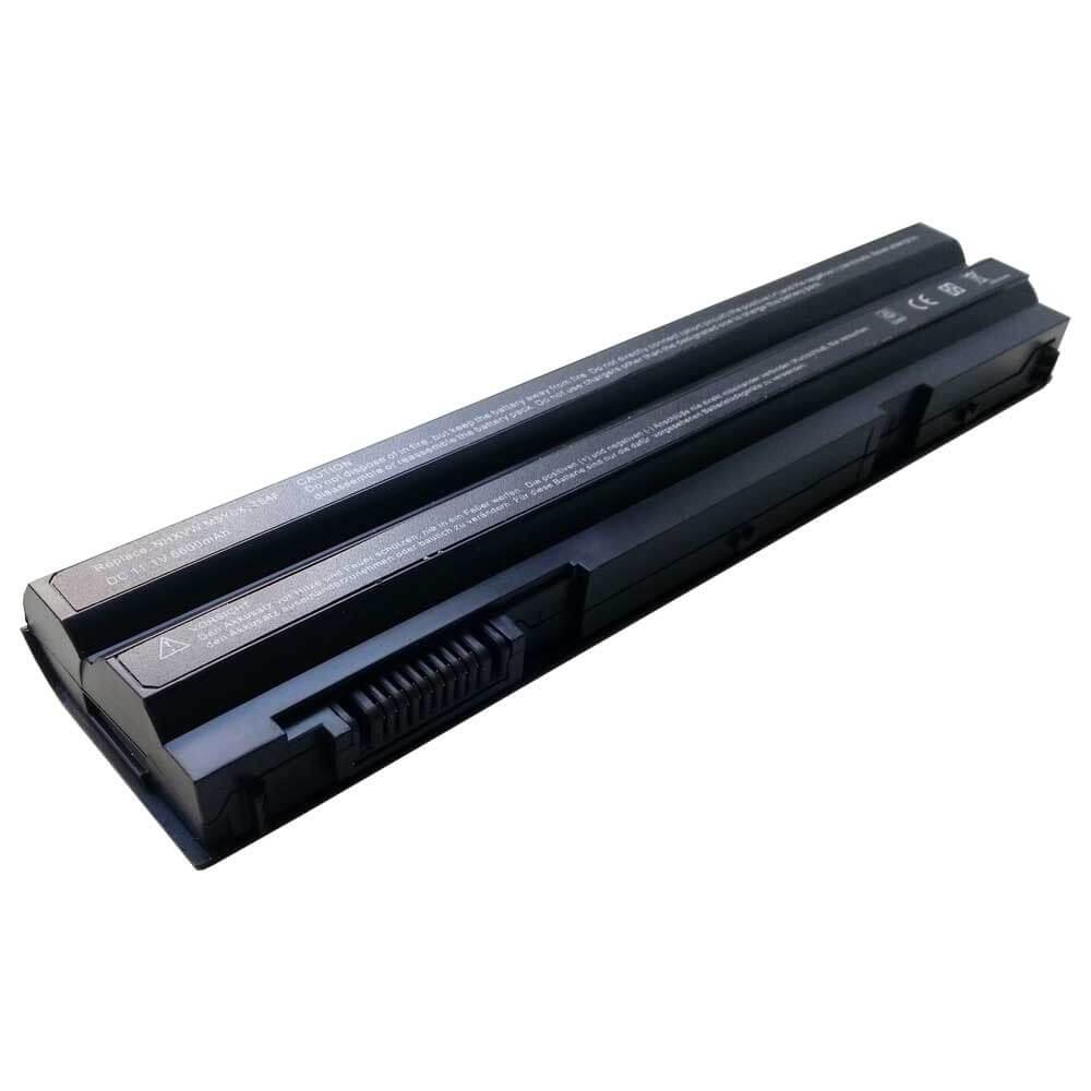Картинка АКБ для ноутбука Dell E6420 E6430 (11.1V 4400MAH) PN: 312-1163, 312-1242, 312-1311, 312-1324 от магазина NBS Parts