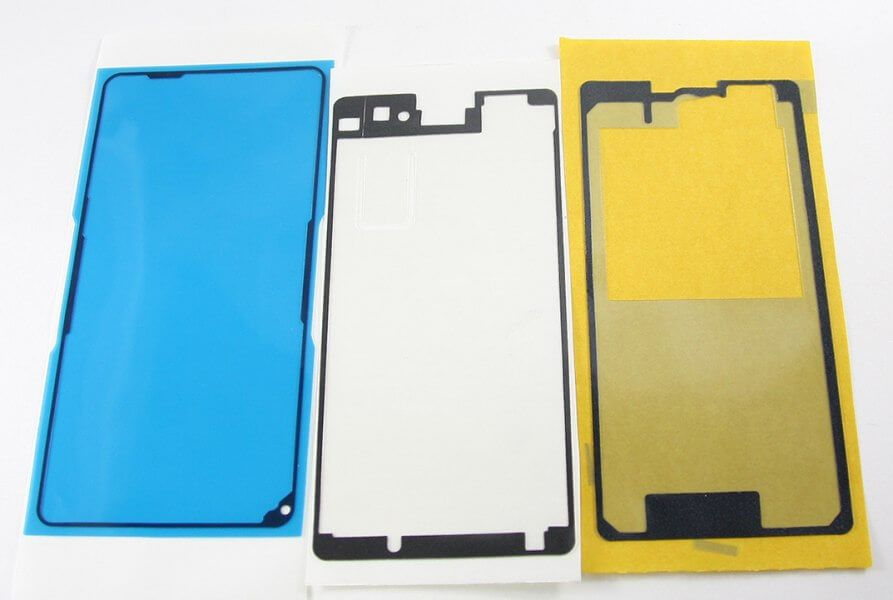 Картинка Скотч для сборки Sony D5503/M51W (Z1 Compact) из 3-х частей, водонепроницаемый от магазина NBS Parts