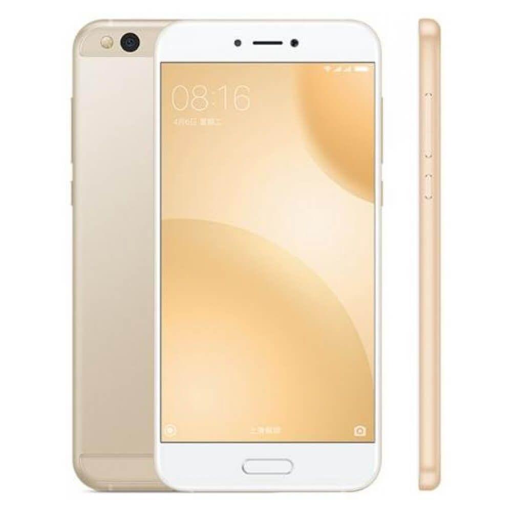 """Картинка Смартфон Xiaomi Mi5C 5.2"""" 2Sim 3ГБ/64ГБ GSM WiFi Золотой от магазина NBS Parts"""