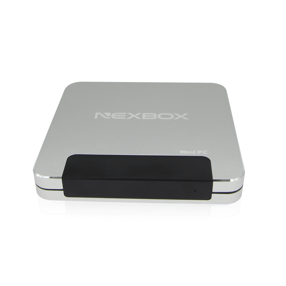 Картинка Компьютер Mini PC NEXBOX T9 Smart Box TV 1.84 ГГц 4-ядерный Win 10 wi-fi 4ГБ/64 ГБ от магазина NBS Parts