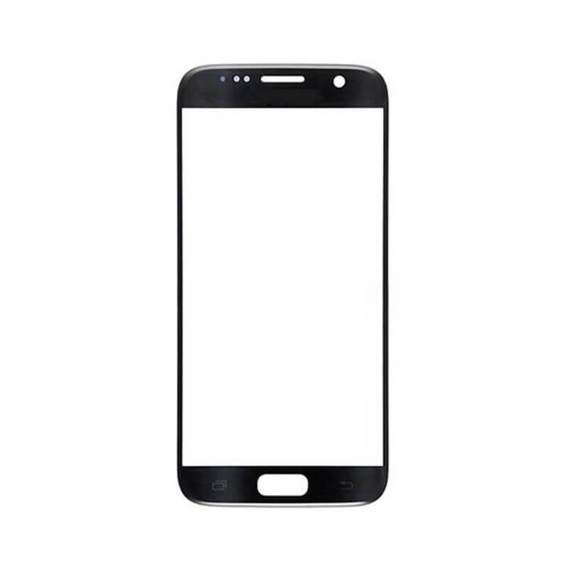 Картинка Стекло Galaxy G930F/S7 Черное от магазина NBS Parts