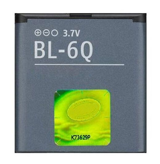 Картинка АКБ Nokia 6700  BL-6Q orig от магазина NBS Parts