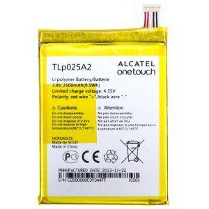 Детальная картинка АКБ Alcatel TLp025A2 ( OT-8000D/8008D ) от магазина NBS Parts