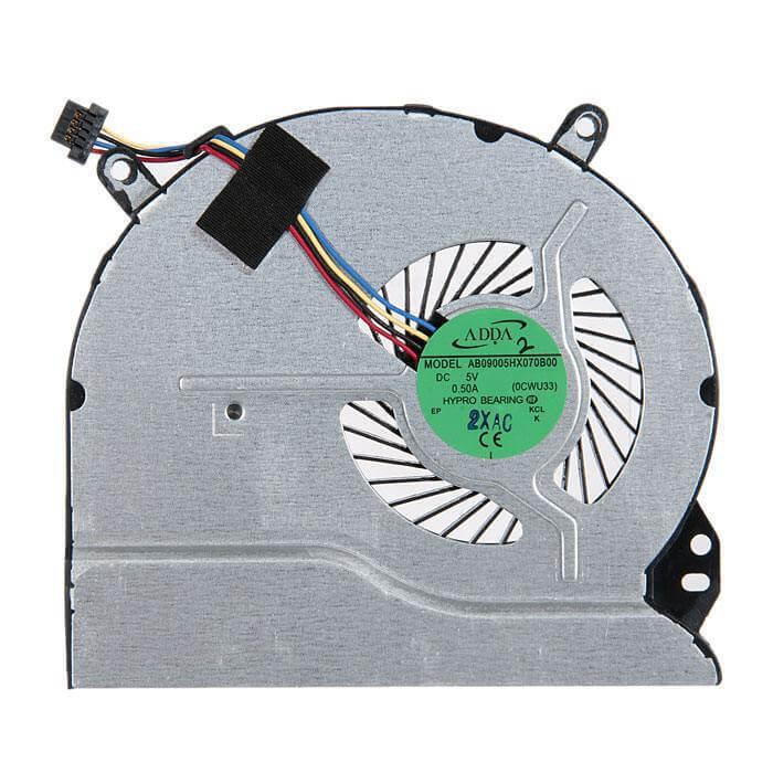 Картинка Вентилятор HP 15-B 14-B P/N: AB09005HX070B00, BSB0705HC-CC1S, DFS531105MC0T FBGF от магазина NBS Parts