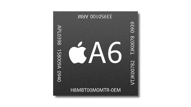 Картинка CPU A6 Apple iPhone (Я099) от магазина NBS Parts