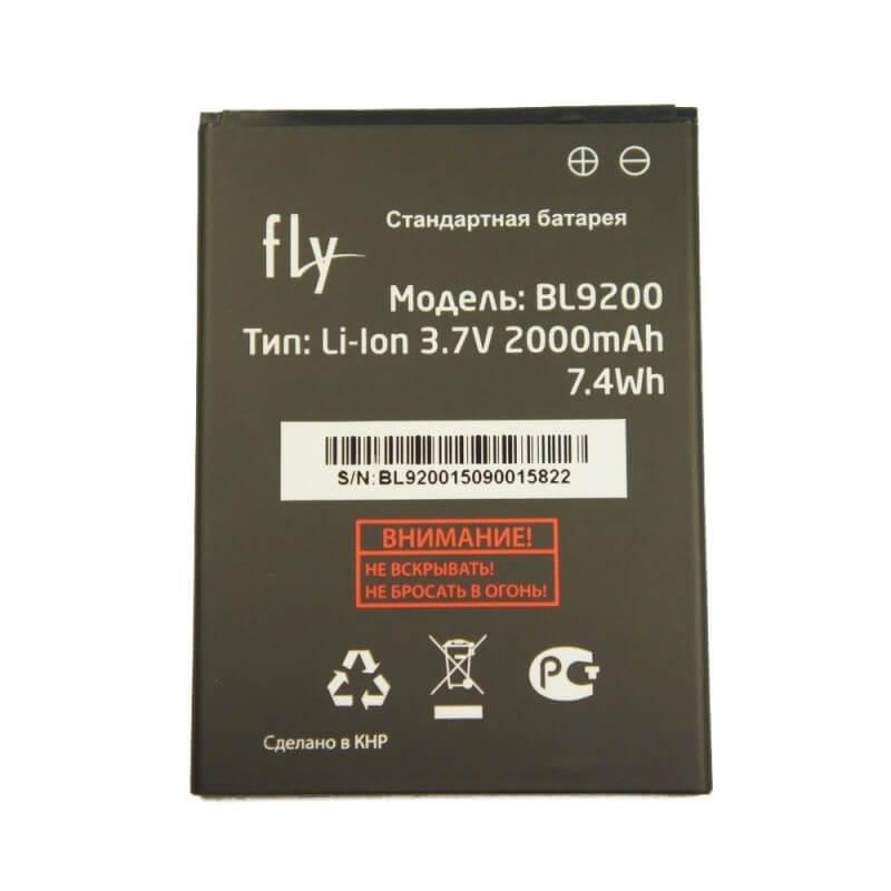 Картинка АКБ Fly FS504 (BL9200) от магазина NBS Parts