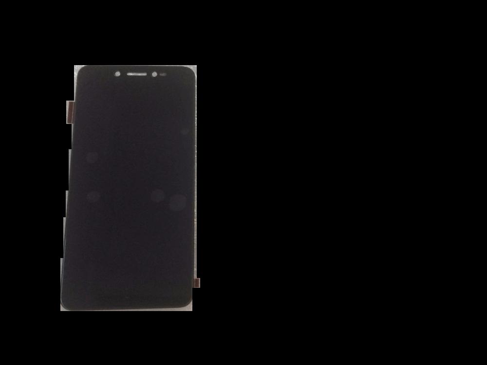 Картинка Дисплей Prestigio PSP5530 PSP5531 в сборе черный от магазина NBS Parts