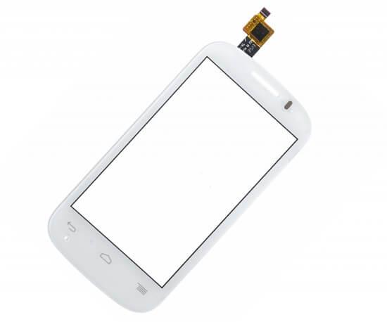 Картинка Сенсор Alcatel OT-4032X белый от магазина NBS Parts