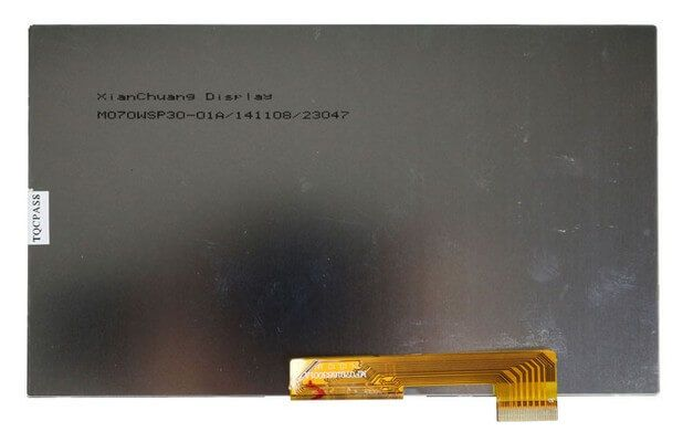 Картинка Дисплей Digma Optima Hit3G/Prestigio Multi PadPMT30383G/Explay Hit от магазина NBS Parts