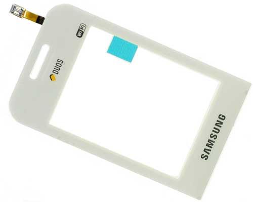 Картинка Сенсор Samsung E2652 белый от магазина NBS Parts