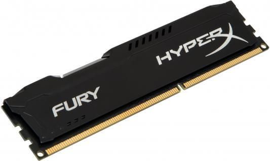 Картинка Память DDR3 DIMM 4GB 1600MHz Kingston HuperX Fury от магазина NBS Parts
