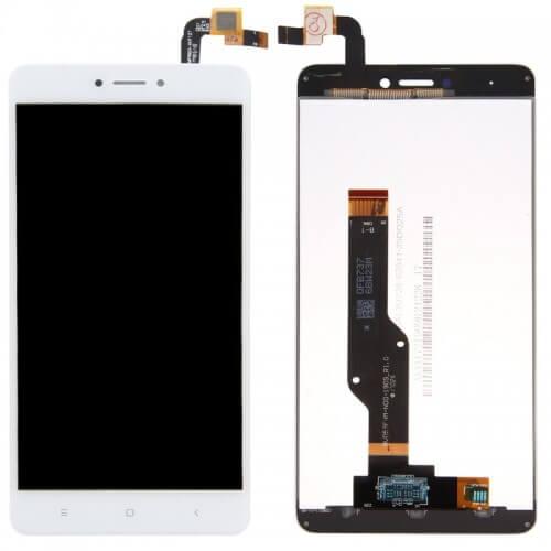 Картинка Дисплей Xiaomi Redmi 4X в сборе с тачскрином белый от магазина NBS Parts