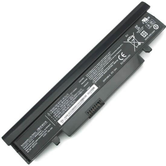 Картинка АКБ для ноутбука Samsung NC110 NC210 NC215 (11,1V 6600mAh) PN: AA-PBPN6LB, AA-PBPN6LW, AA-PLPN6LW от магазина NBS Parts