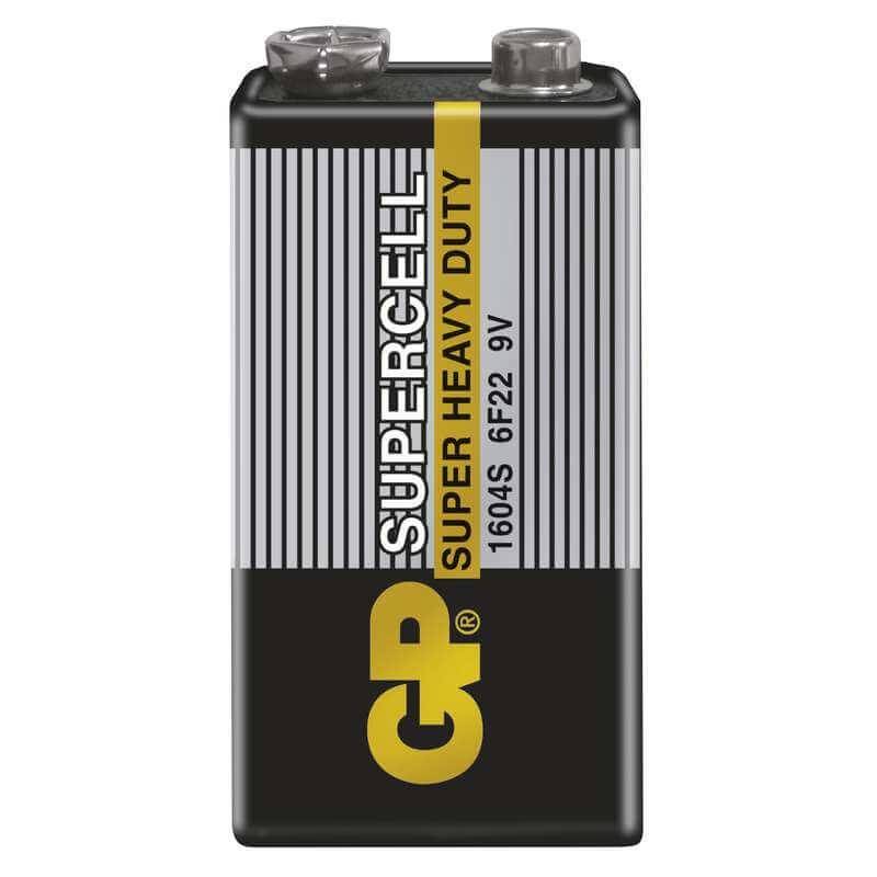 Картинка Батарейка GP 6LF22 9V (крона) от магазина NBS Parts