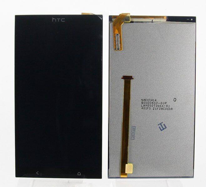 Картинка Дисплей HTC Desire 700 в сборе с тачскрином черный от магазина NBS Parts