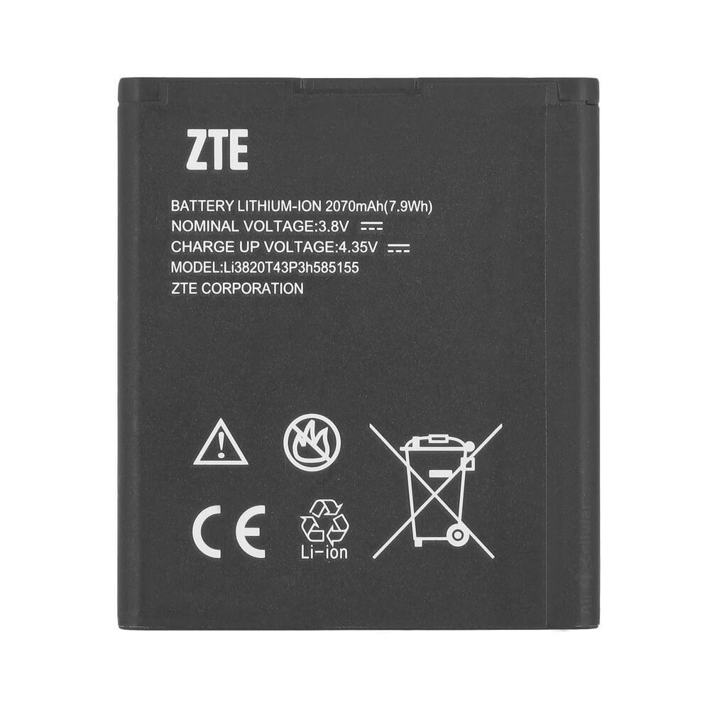 Картинка АКБ ZTE N983 U960e V983 Leo M1 li3820t43p3h585155 от магазина NBS Parts